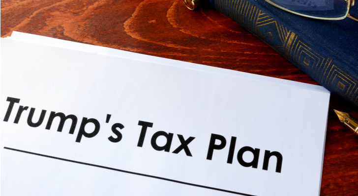tax plan - 5 MLPs That Will Win Big From Trump's Tax Plan