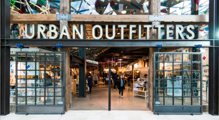 Aperio Group LLC Grows Position in Urban Outfitters, Inc. (URBN)