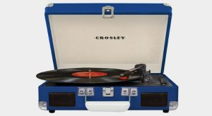 Turntables for Every Vinyl Enthusiast: Crosley Cruiser Deluxe