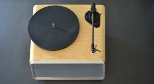 Turntables for Every Vinyl Enthusiast: Hym Seed