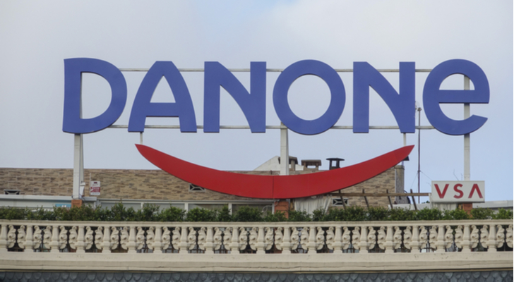 Beverage Stocks to Buy: Danone (DANOY)