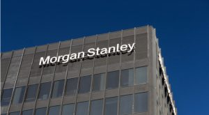 Morgan Stanley Stock Is Under Pressure Heavy Pressure Today