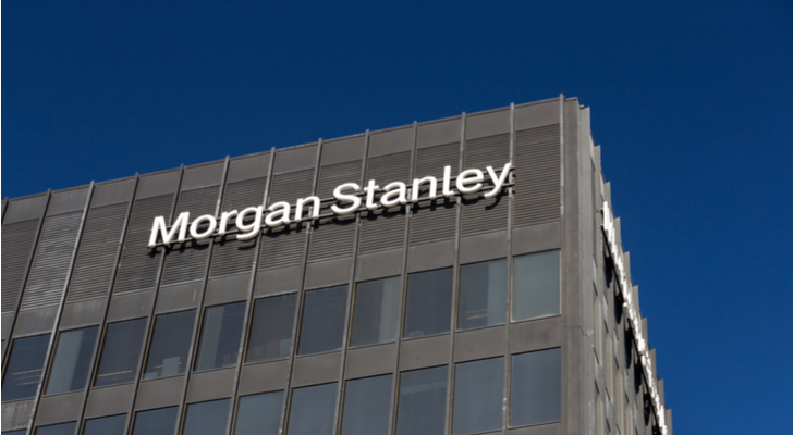 Morgan Stanley (NYSE:MS) Short interest fell by -8.21% - Shares Trading Up