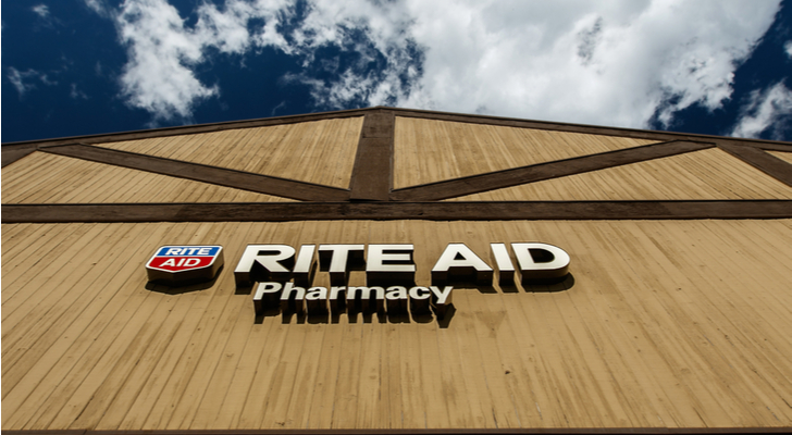 Biggest 2017 Stock Market Failures: Rite Aid (RAD)