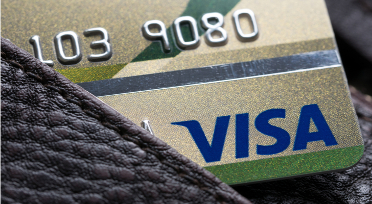 Top Sector Stocks -- Financials: Visa Inc (V)