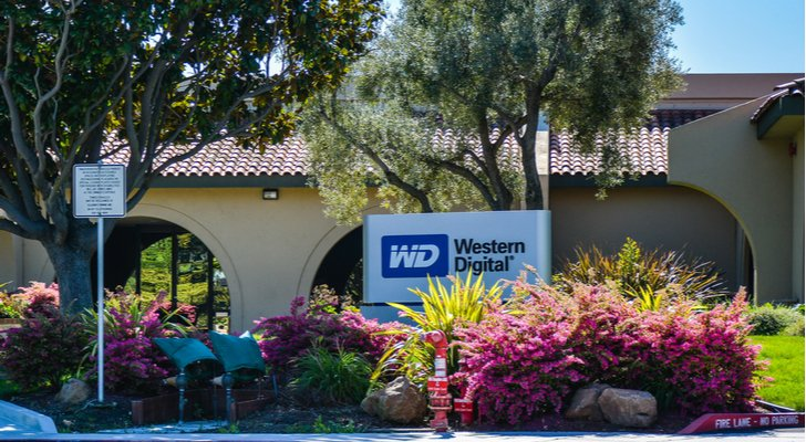 Western Digital stock - The Selloff of Western Digital Stock May Not Be Over