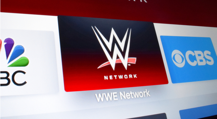 New Hollywood Stocks to Sell: World Wrestling Entertainment (WWE)