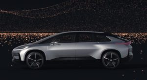 Electric Cars the Tesla Model 3 Needs to Beat: Faraday Future FF91
