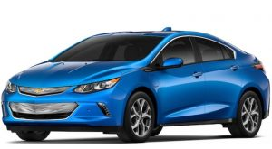 Electric Cars the Tesla Model 3 Needs to Beat: Chevrolet Volt