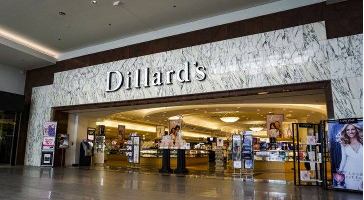 Stocks to Sell in March: Dillard's, Inc. (DDS)