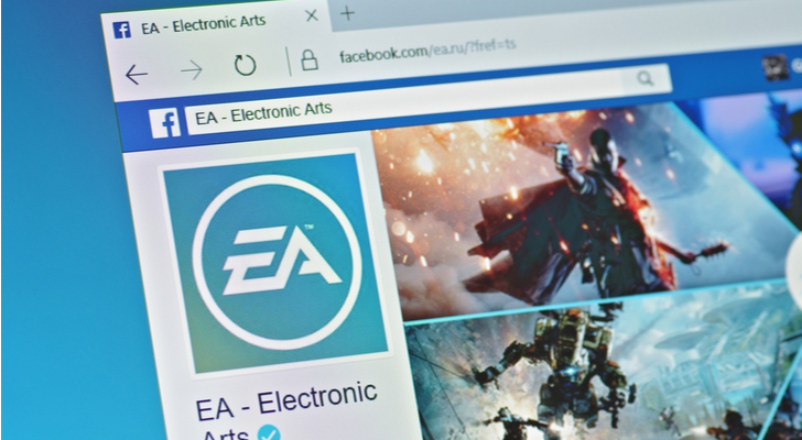 Safe Stocks to Buy Today: Electronic Arts Inc (EA)