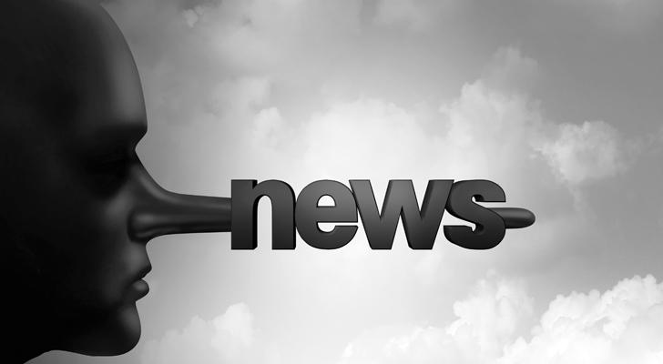 fake news - 7 Stocks to Fight the Fake News