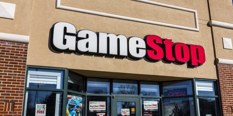 Gamestop Corporation (GME) Given