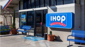 IHOP Closing Up to 25 Restaurants in 2017