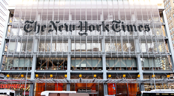 NYT stock - Is a New York Times Co Earnings Beat Enough to Keep Carlos Slim Happy?