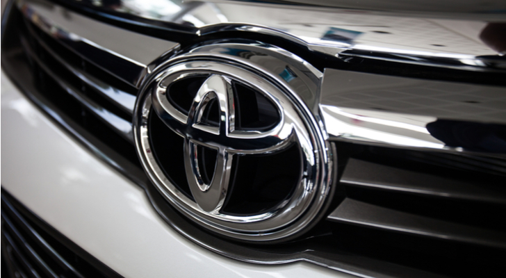 5 Self-Driving Car Stocks: Toyota (TM)