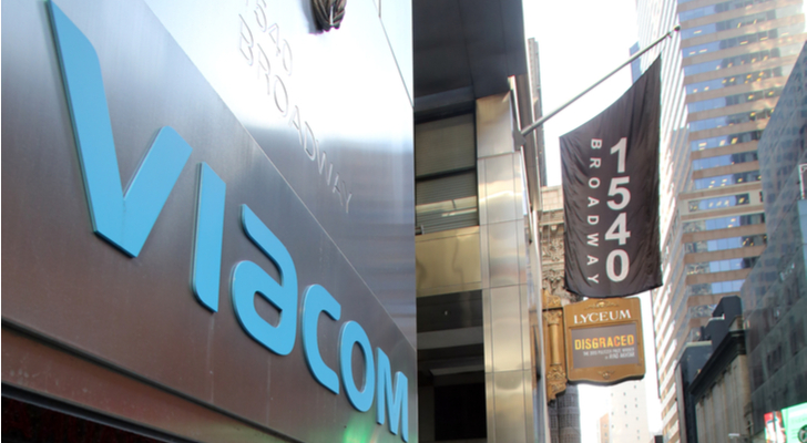 Viacom (NASDAQ:VIAB) Receives News Sentiment Score of 0.09