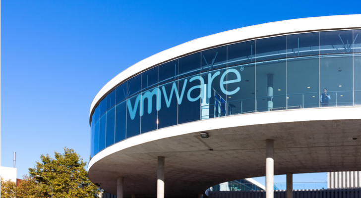 VMware Inc reports quarterly loss due to tax charge