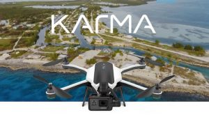 Hottest Gadgets for the 2017 Holiday Season: GoPro Karma Drone
