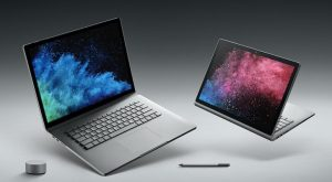 Microsoft Corporation's Surface Book 2 Takes the MacBook Pro Head-On
