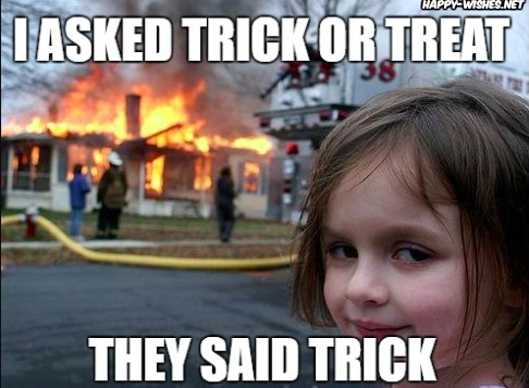 Screen Shot 2017 10 30 at 12.09.28 PM 7 funny trick or treat memes to post on facebook, twitter