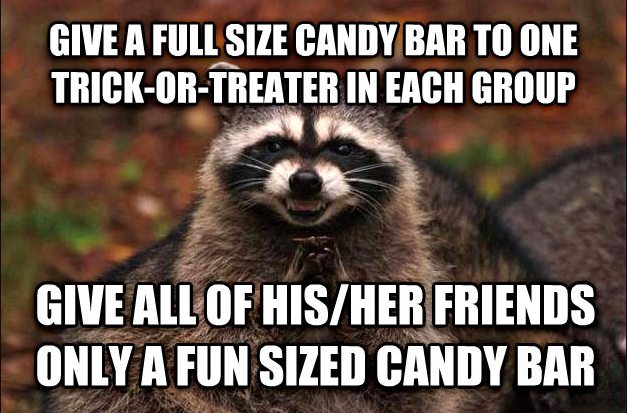 7 Funny Trick Or Treat Memes To Post On Facebook Twitter