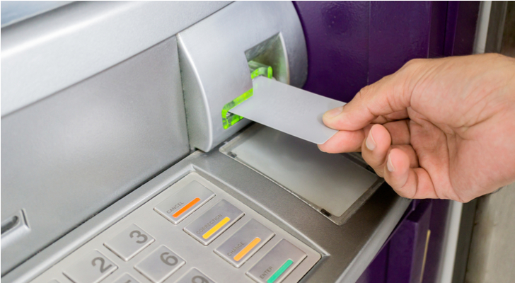 Secret Service: Beware Of 'Jackpotting' Crimes At ATMs