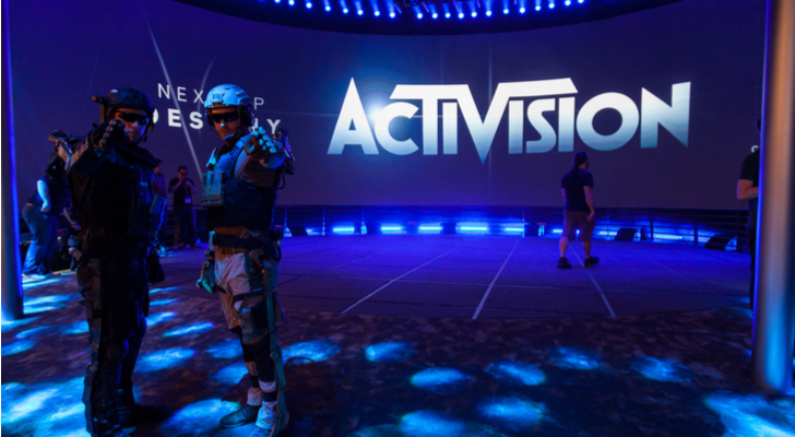 Top Stocks To Buy: Activision (ATVI)