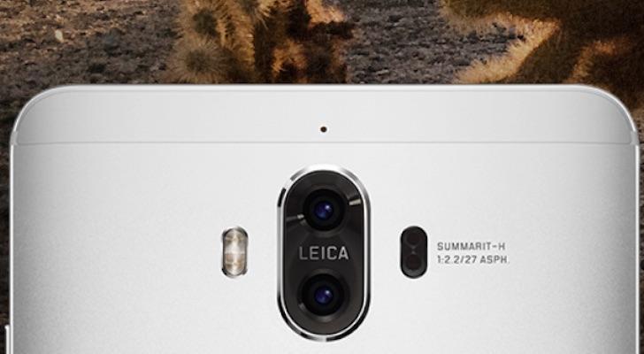 Best Smartphones 2017: Huawei Mate 9