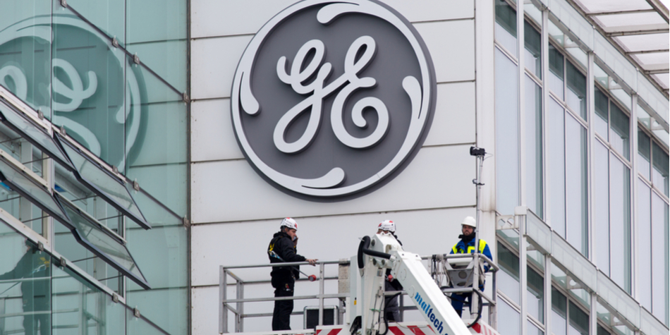 Blue-Chip Stocks to Sell: General Electric (GE)