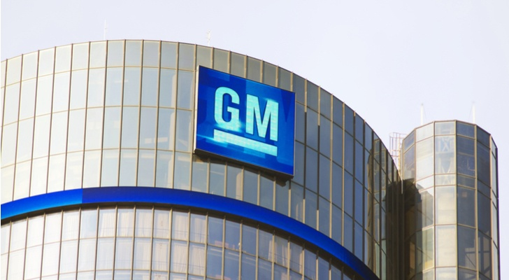 Blue-Chip Stocks to Buy Before Black Friday: General Motors (GM)