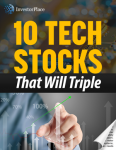 10 Tech Stocks That Will Triple