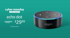 Cyber Monday Sales Give Amazon.com, Inc. Stock Even MORE Power
