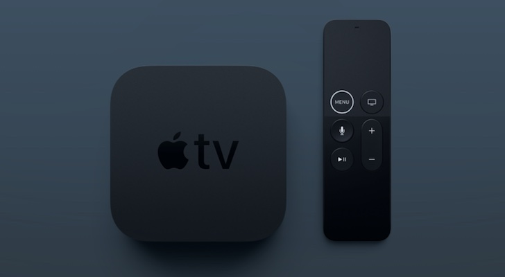 Holiday Gift Guide 2017 (Best Gifts Under $500): Apple TV 4K