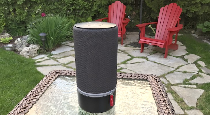 Holiday Gift Guide 2017 (Best Gifts Under $500): Libratone ZIPP