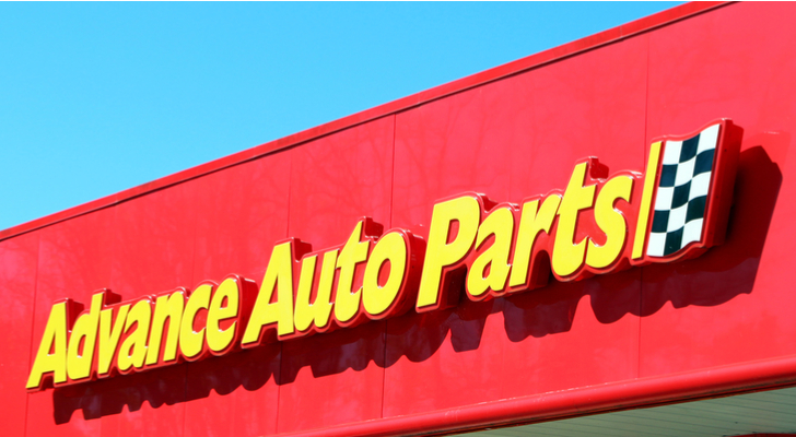 Advance Auto Parts' (AAP)
