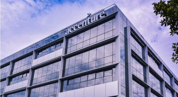 Bitcoin Stocks: Accenture (ACN)