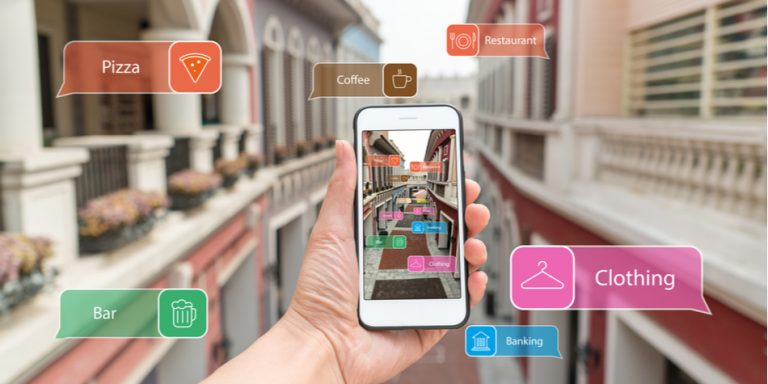 33adb6ee52f9 The new feature in the Amazon App for iOS uses Apple s ARKit augmented  reality platform