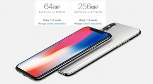 Why Apple Inc. iPhone X Availability Is Much Better Now