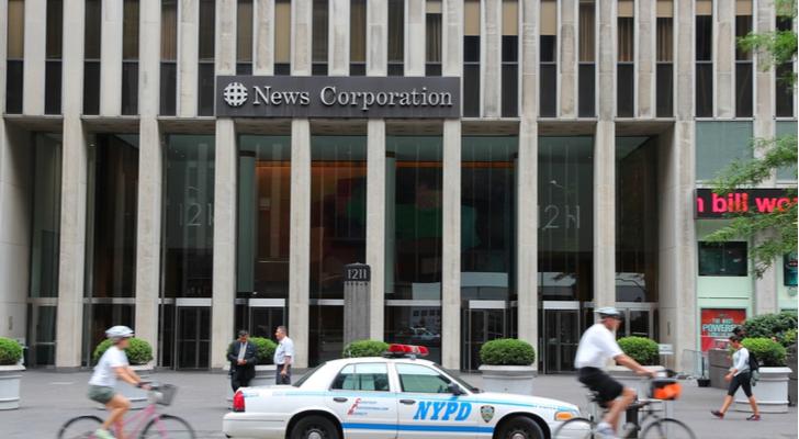 Fake News Stocks: News Corp (NWS)