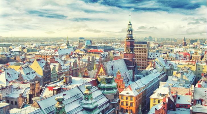 iShares MSCI Poland ETF (EPOL) best etfs