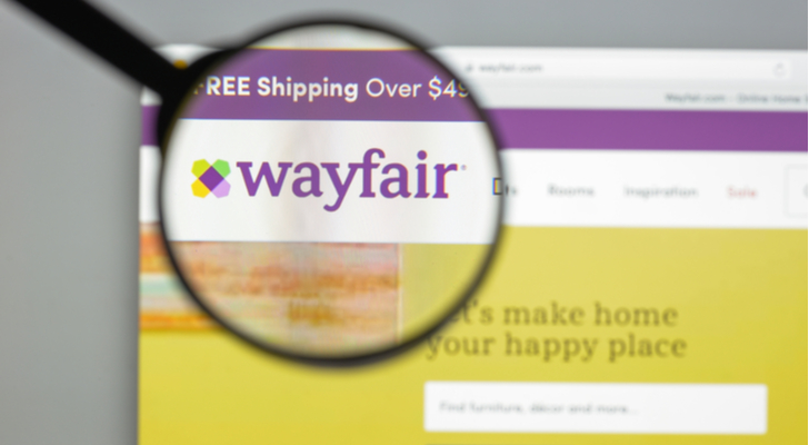 W stock - Why Wayfair Inc Stock Could Fall 50% From Current Levels