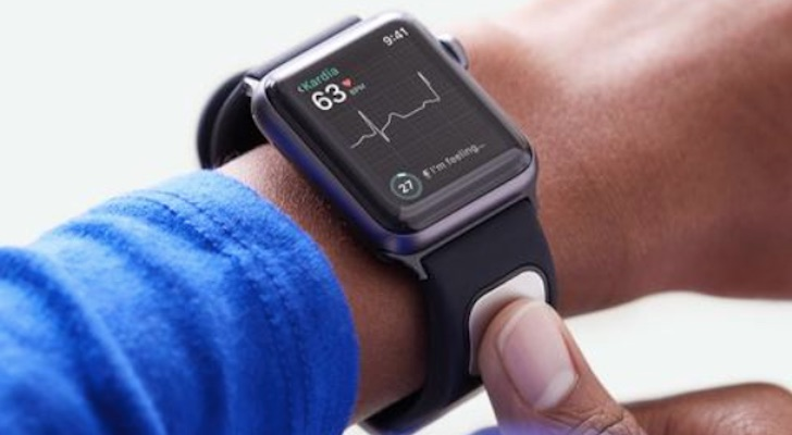 Future Apple Watch models may include EKG heart monitor