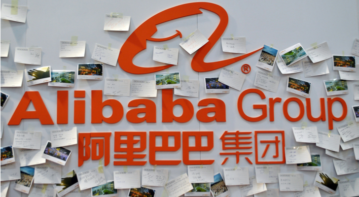 Alibaba stock - Don't Hesitate to Buy the Dip in Alibaba Stock