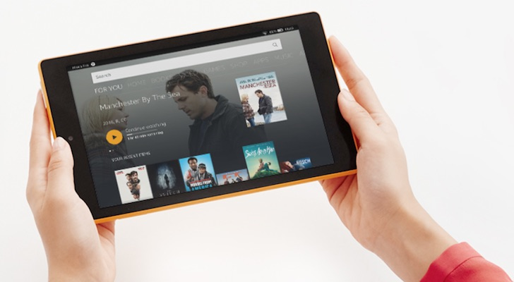Holiday Gift Guide 2017 (Best Gifts Under $50): Amazon Fire 7 Tablet