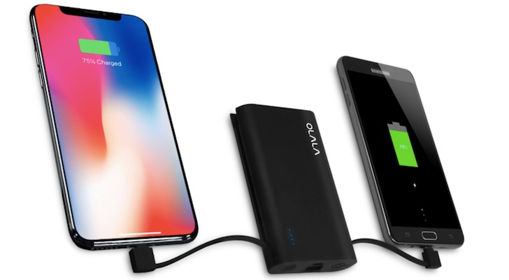 Holiday Gift Guide 2017 (Best Gifts Under $50): OLALA S70i Portable Charger