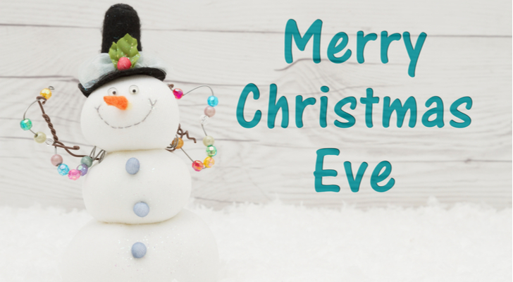 10 Happy Christmas Eve Images to Post on Social Media | InvestorPlace