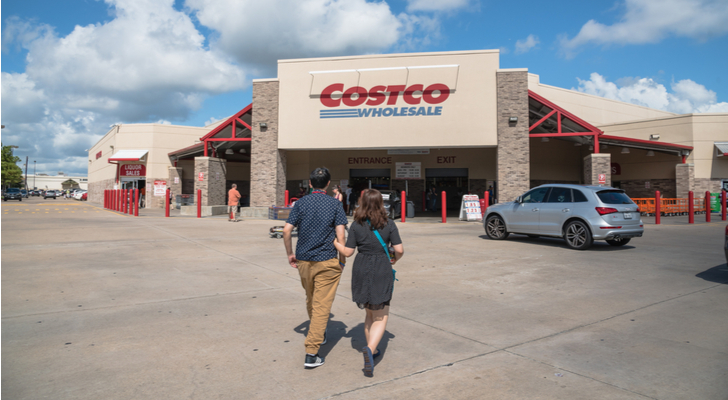 Sizzling Stock Touches New Recent High: Costco Wholesale Corporation (NASDAQ:COST)