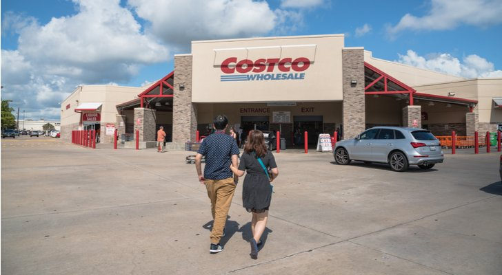 Strong sales growth for Costco