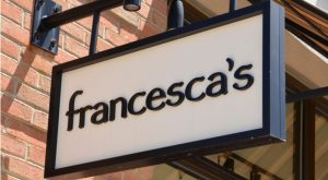 Francesca's Stock Plummets on Q2 Earnings Miss
